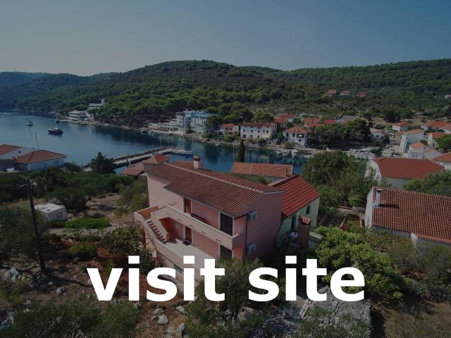 Grande Vista *** Apartments Dugi Otok